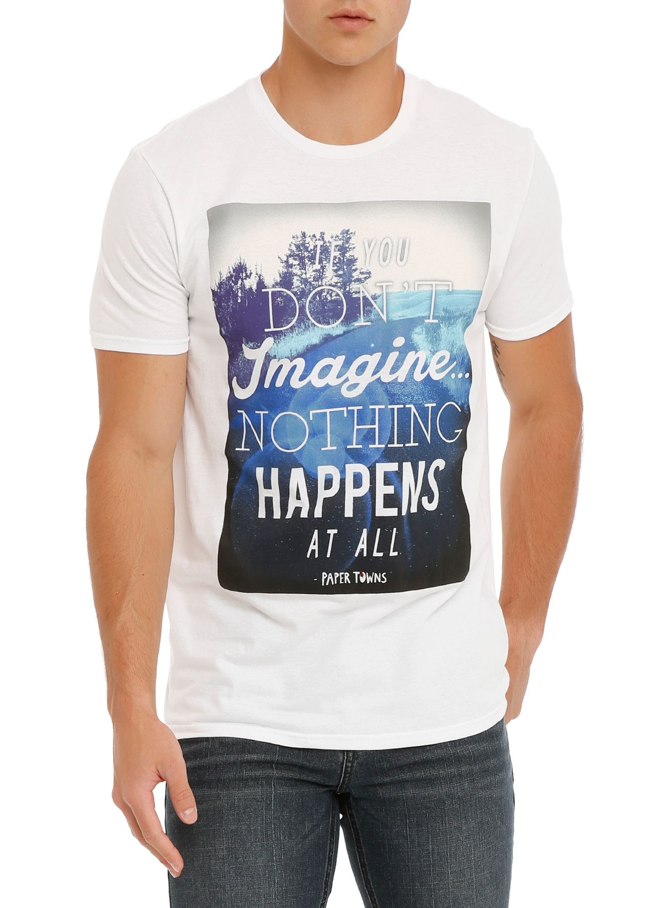 Shirt design paper