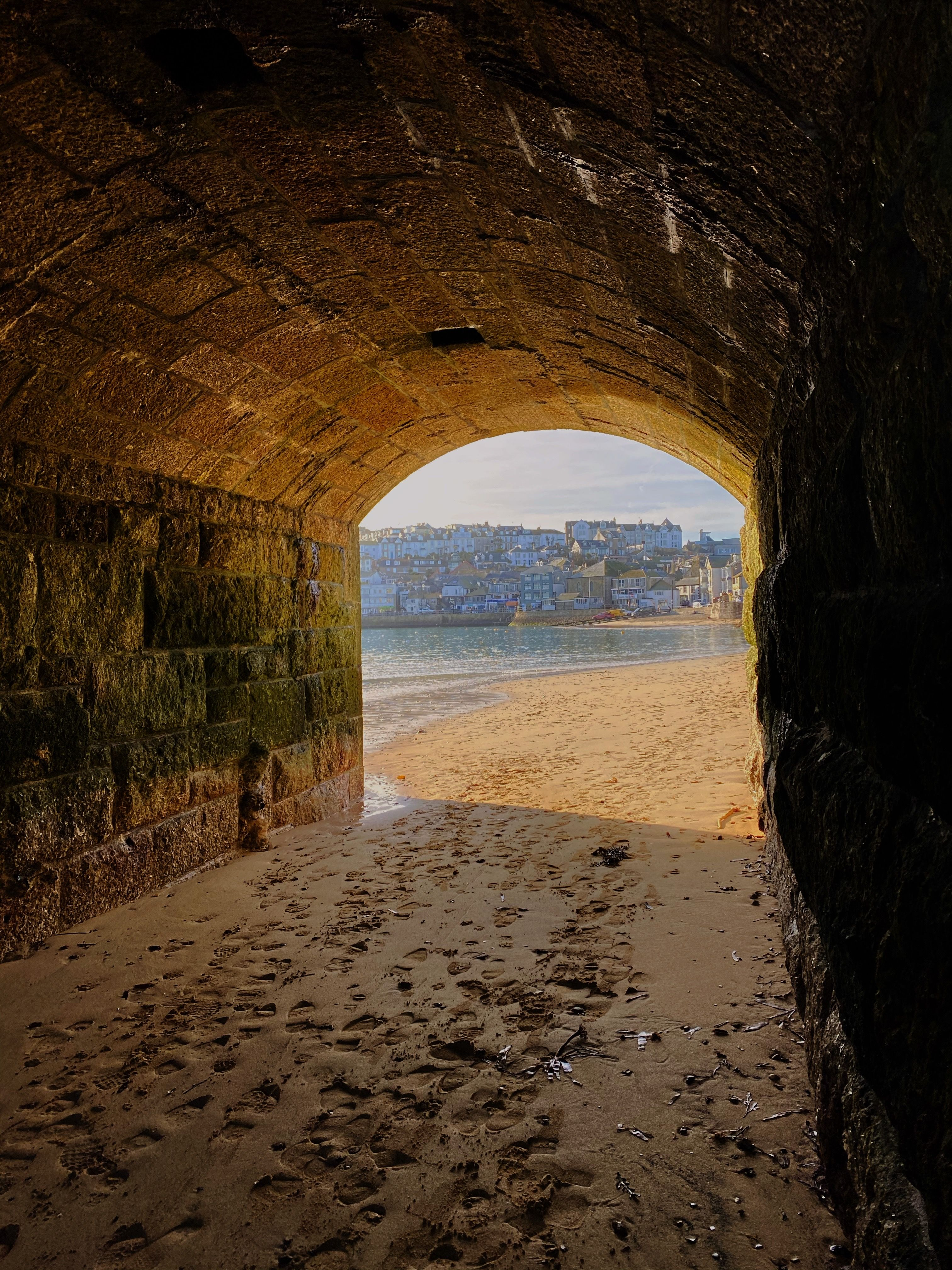 Secret Views Of St Ives In 2020 Beach Life St Ives Beach Cottages
