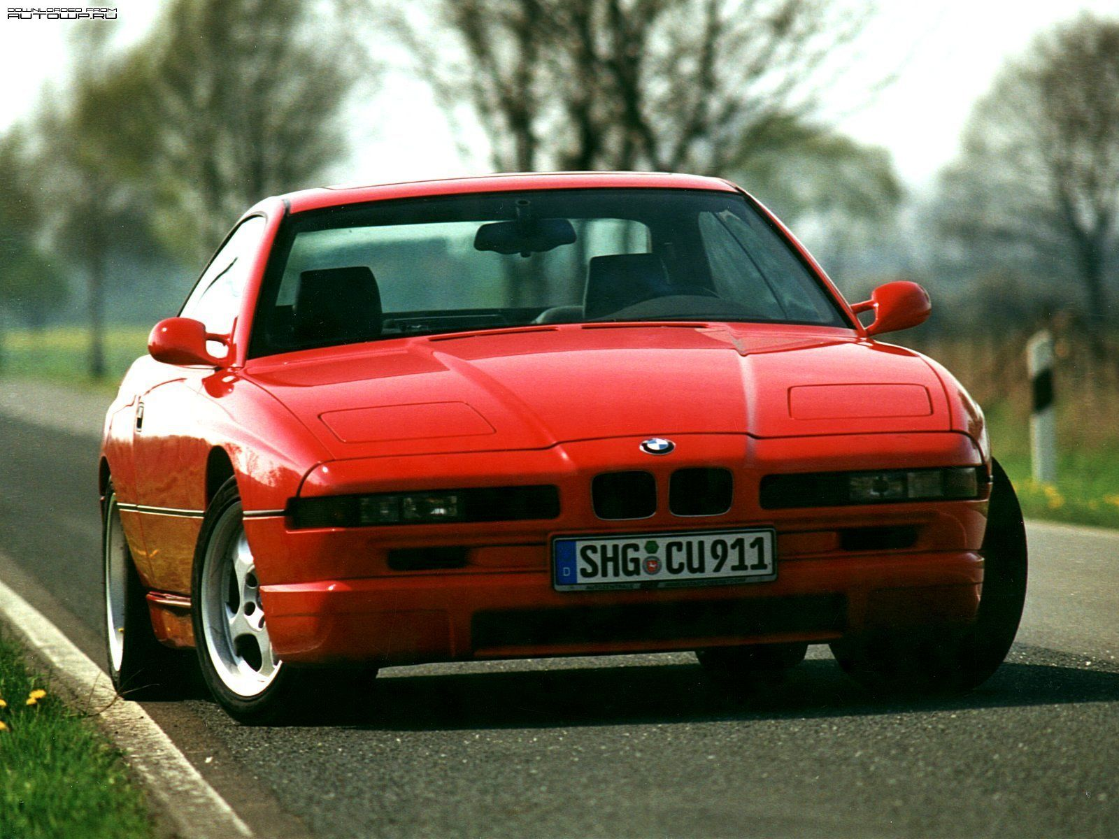 BMW 8 Series (E31) Sports Cars For Sale The Grand Tourer BMW 8 ...
