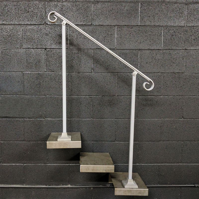 Best 3 4 5 Or 6 Foot Crown Molding Handrail For Stairs With 640 x 480