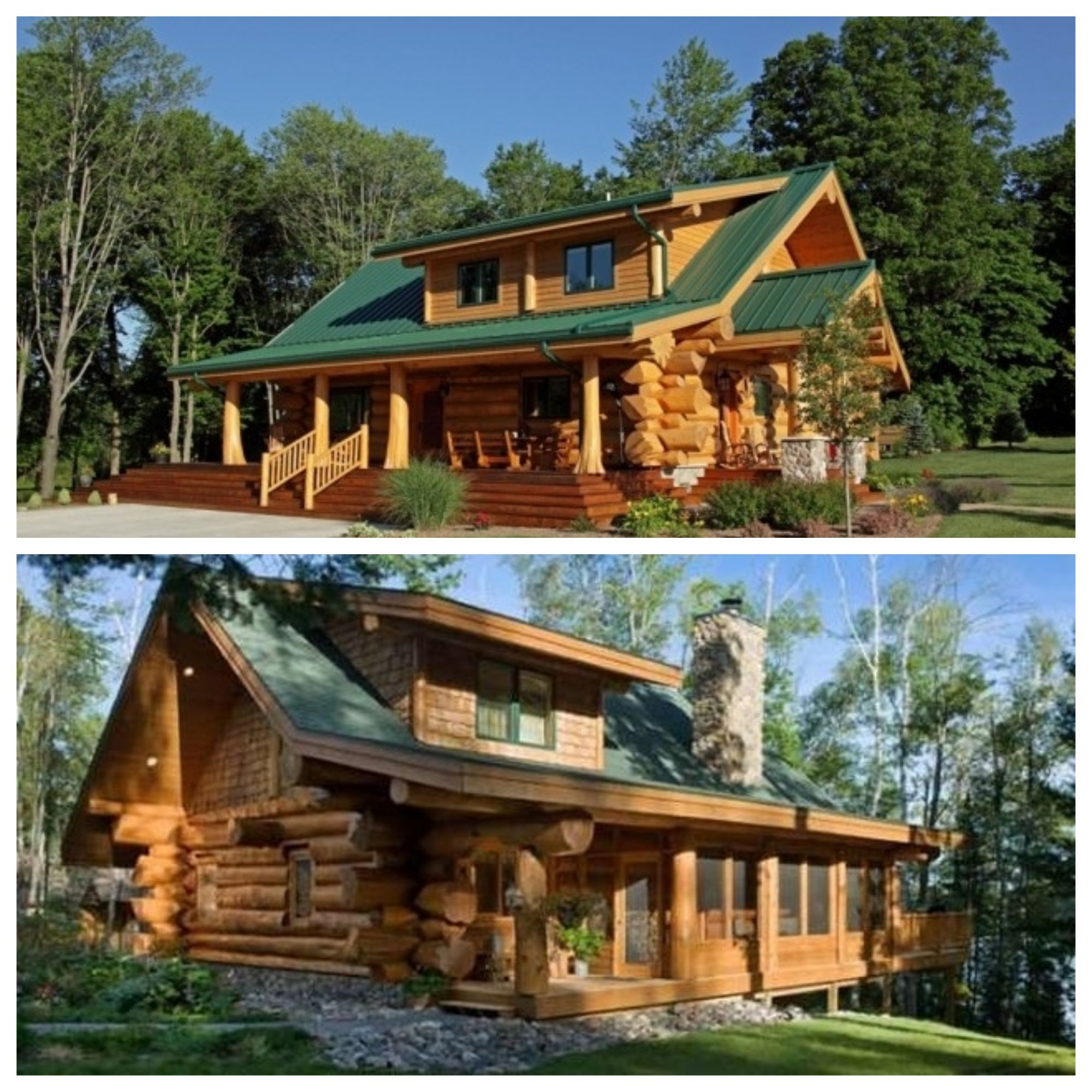 Log Home By Master Craftsman Log Homes Log Cabin Homes Storybook Cottage