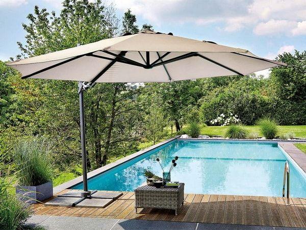 Ideas para jardines con piscina Decoracin exterior