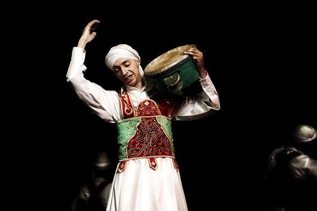 Tanoura Show Photo by Tawfik W Dajani -- National Geographic Your Shot