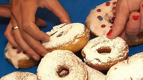 Donuts selber machen