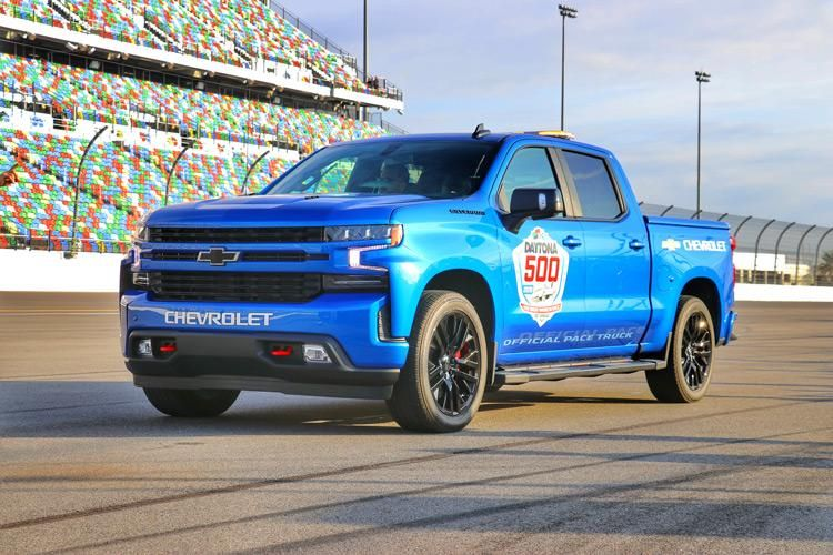 What S It Like To Ride In The Daytona 500 Pace Truck With Dale Jr