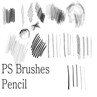 1000+ images about Pencil Brush on Pinterest | Beautiful, Brush ...