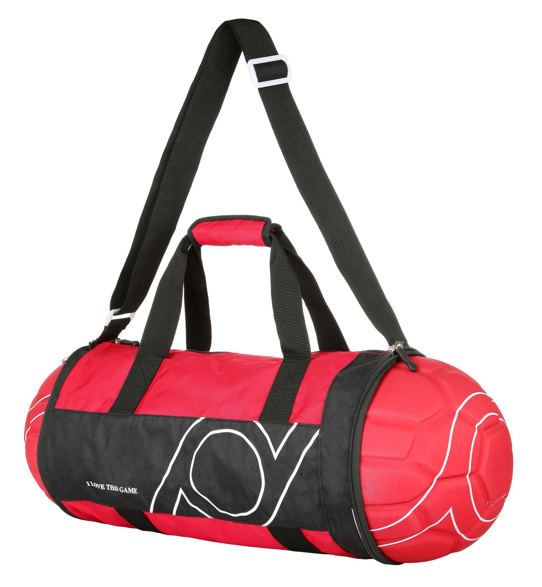 Unisex Football Shape Gym Sport Duffel Bag Travel Vacation Home Outdoor New  Duffel Bag c6b620aa16733