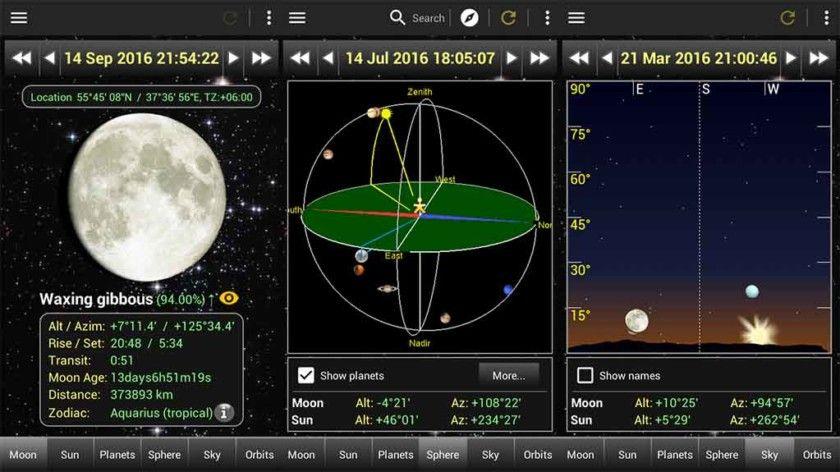 moon phase app free