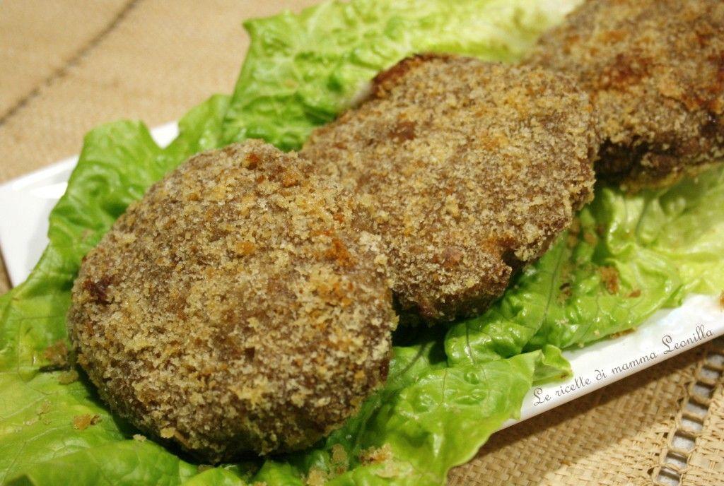Polpette di melanzane al forno ricetta secondo for Cucinare vegetariano