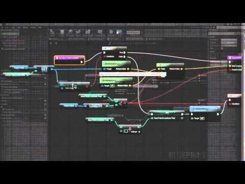 Unreal Engine 4 Support Twitch Broadcast: Behavior Trees - YouTube