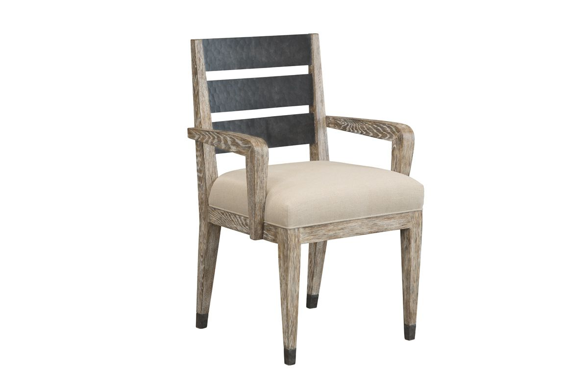 Bianca Arm Dining Chair Outdoor Furniture Chairs White