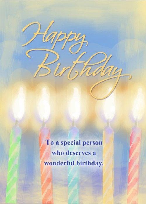 Choose This Birthday Card To Send In The MAIL Someone Special Add A Picture And Your Own Words Even Gift Click Here View More Cards