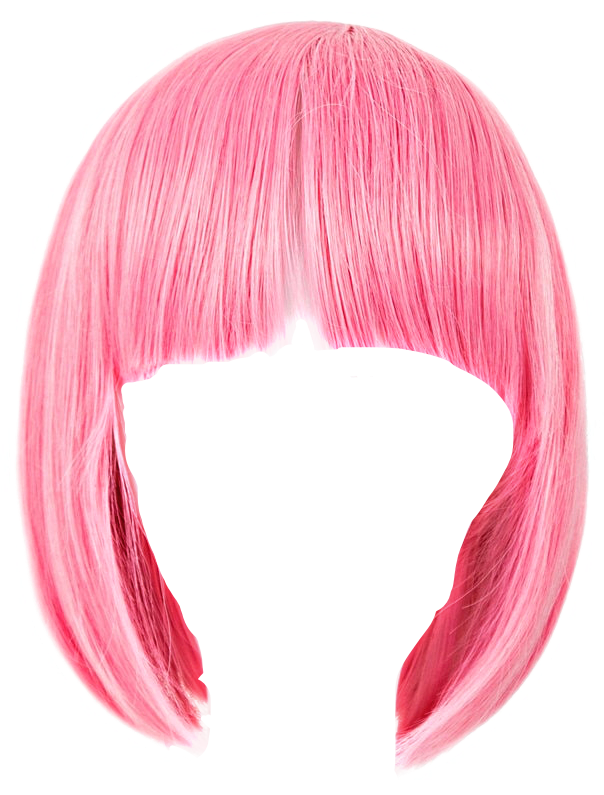 Wig Hair Prop Photoedit Funny Funnyedit Pink Hair Dress In 2021 Couture Hairstyles Fake Hair Hair Makeover