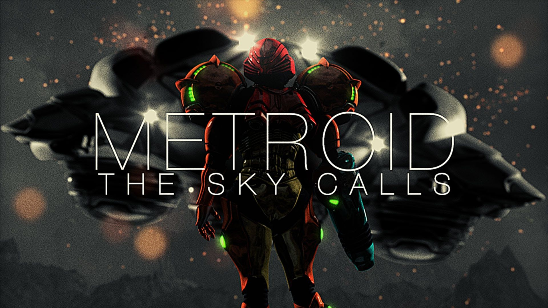 METROID: THE SKY CALLS // a Rainfall Films Intergalactic Odyssey >> Rainfall Films and director Sam Balcomb present a live action short set in the Metroid universe, starring Jessica Chobot (Nerdist) and America Young (Halo 5).ntergalactic Odyssey