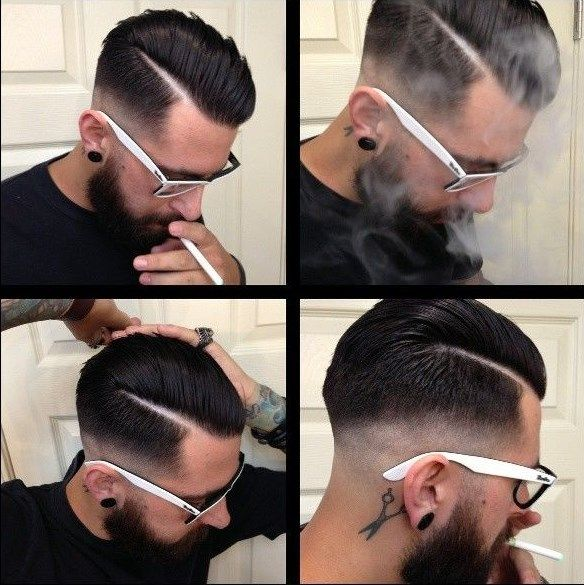 Attractive ROCKIN ROCKABILLY HAIRSTYLES FOR MEN
