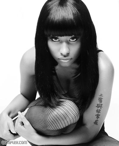 My hero.  I will live vicariously through her music ..forever.