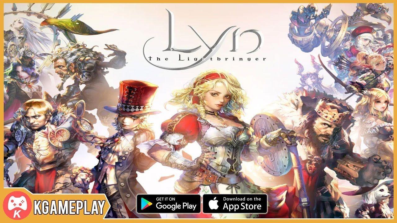 LYN The Lightbringer Gameplay Android/iOS (Có hình ảnh