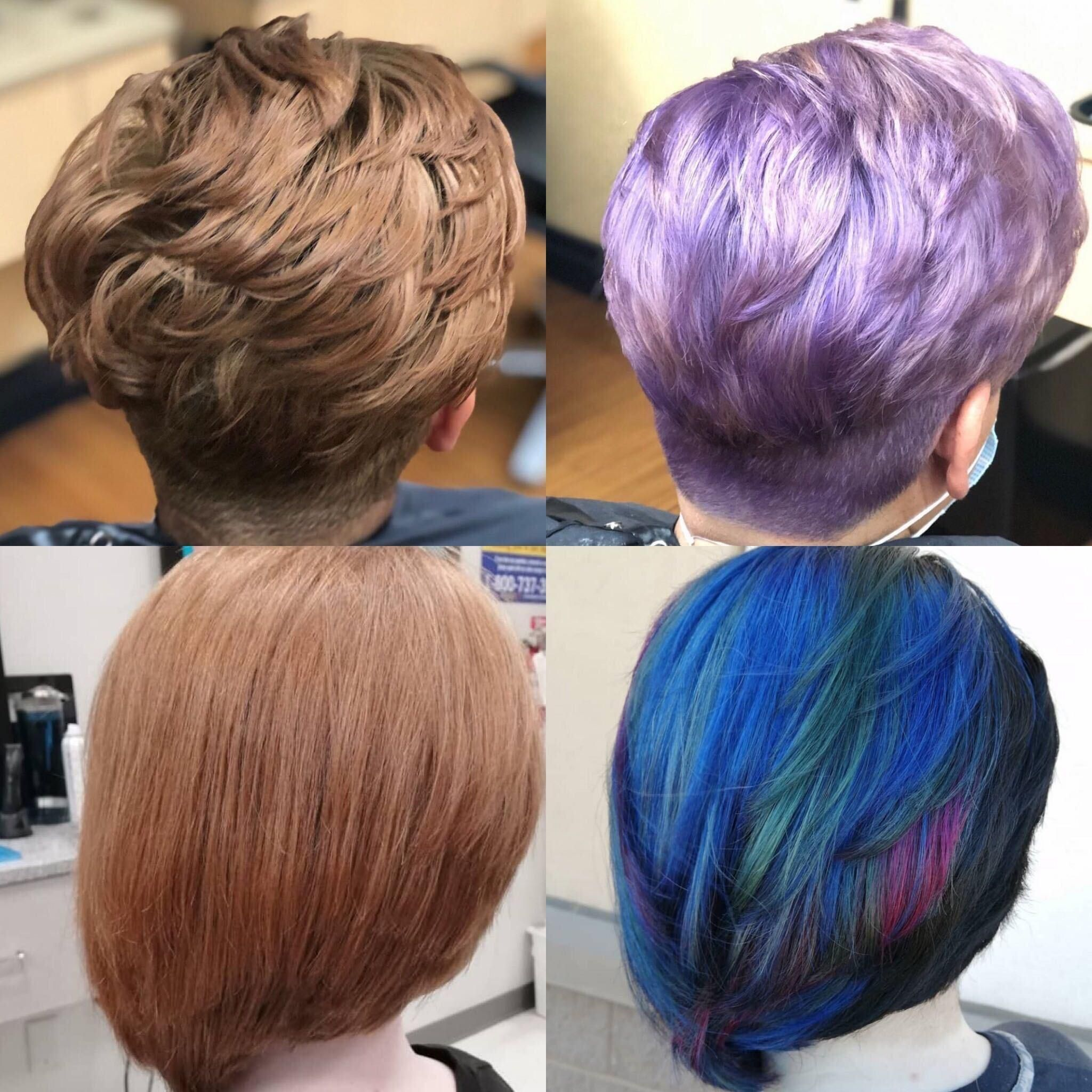 Mysmartstyle Share Your Beautiful Hair Smartstyle Hair Salons Beautiful Hair Galaxy Hair Hair Photo