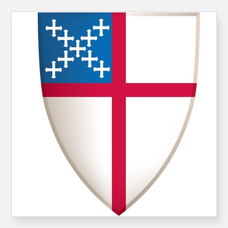 Image result for episcopal shield