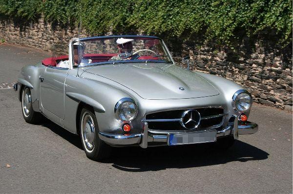 Mercedes Benz #190SL. For all your Mercedes Benz 190SL restoration needs please visit us http://www.bruceadams190sl.com/
