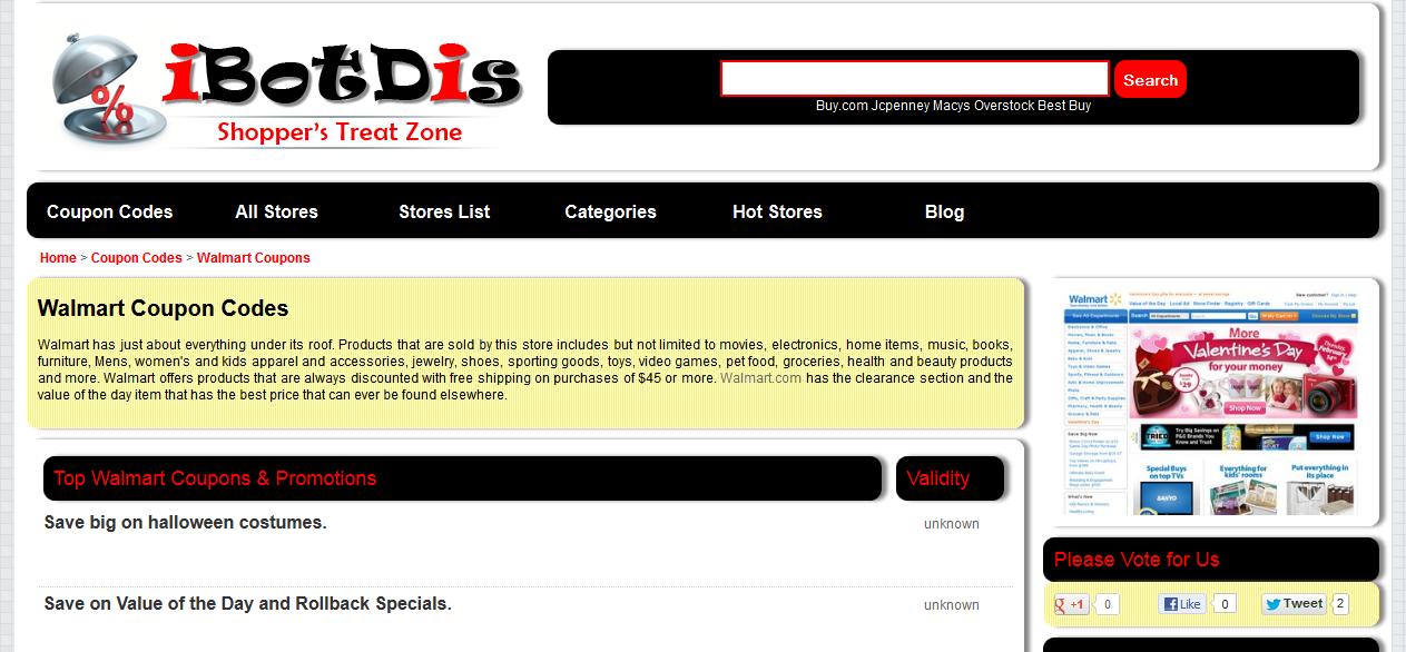 Ibotdis Com Free Walmart Coupons Coupon Codes And Promo Codes Cool Things To Buy Holiday Shop Promo Codes