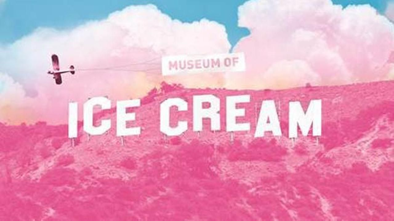 The Famous Museum Of Ice Cream Announced It Will Open An Exhibit In Downtown Los Angeles In April Ice Cream Museum Ice Cream Museum