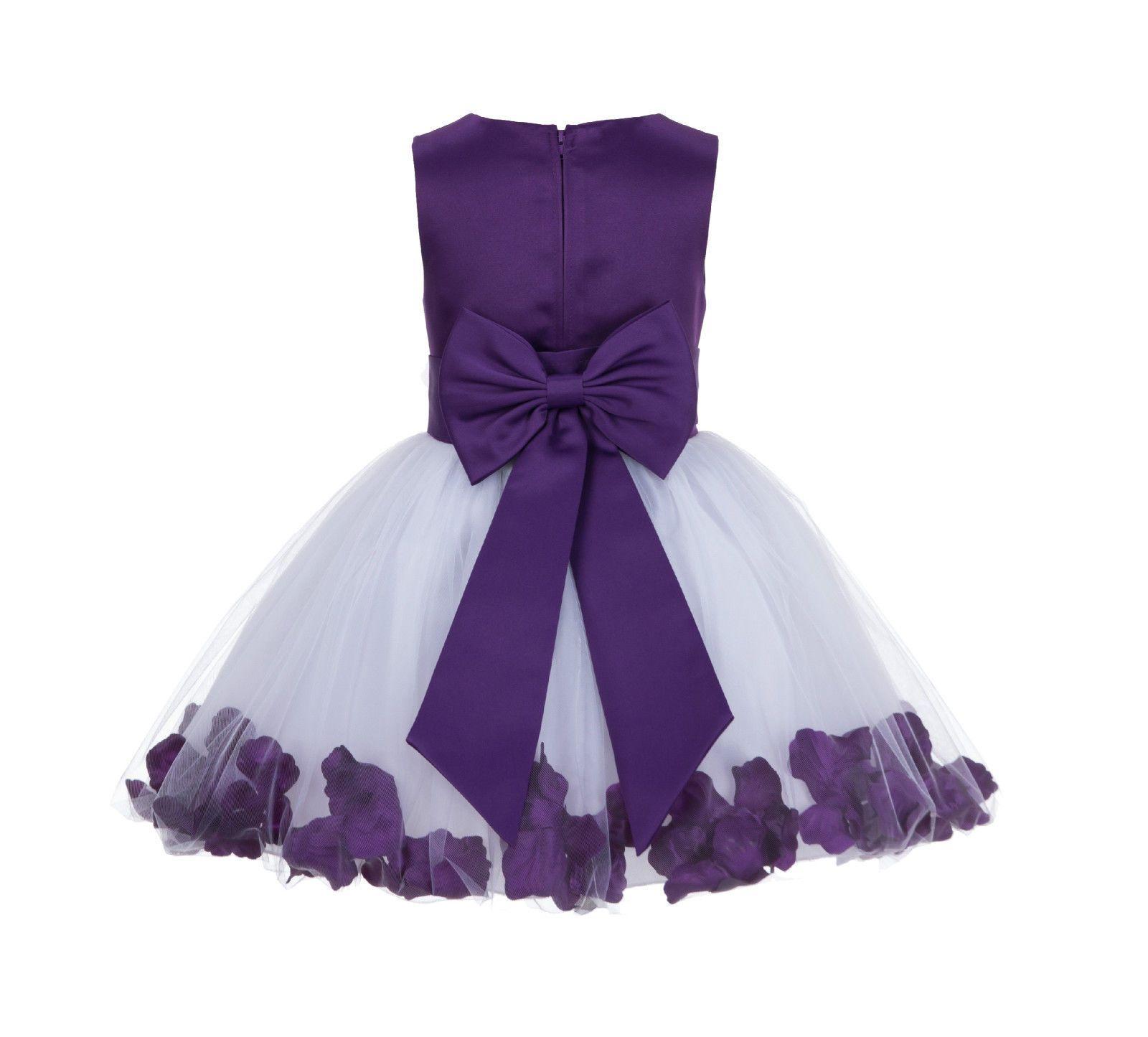 739333107654 Flower Girl Dresses Size 12 18 Months