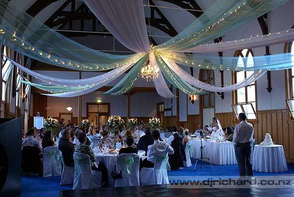 Wedding Venue Decoration Sample Ideas