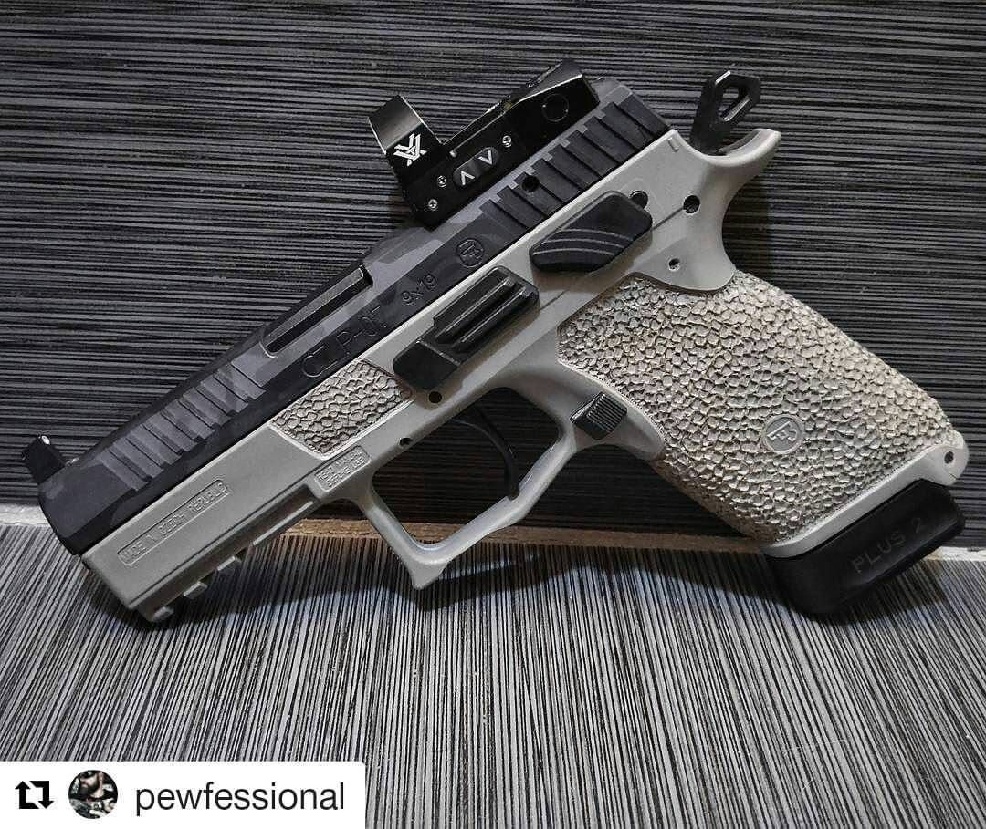 Check out this awesome gun from @pewfessional and pin it to