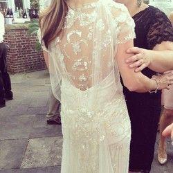 Used Jenny Packham Azalea Wedding Dress
