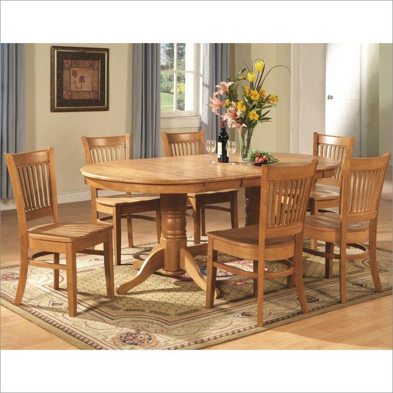 Dining Room Tables Oval  Design Ideas 20172018  Pinterest Beauteous Oval Dining Room Table And Chairs Design Inspiration