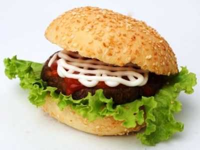 Resep Burger Tempe Vegetarian Ala Dapur Umami Paling Enak Bumbu Balado Resep Burger Resep Makanan Resep