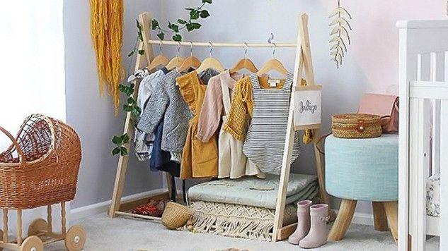 30 diy pour la chambre de b b deco id es diy pour les enfants en 2019 home decor. Black Bedroom Furniture Sets. Home Design Ideas