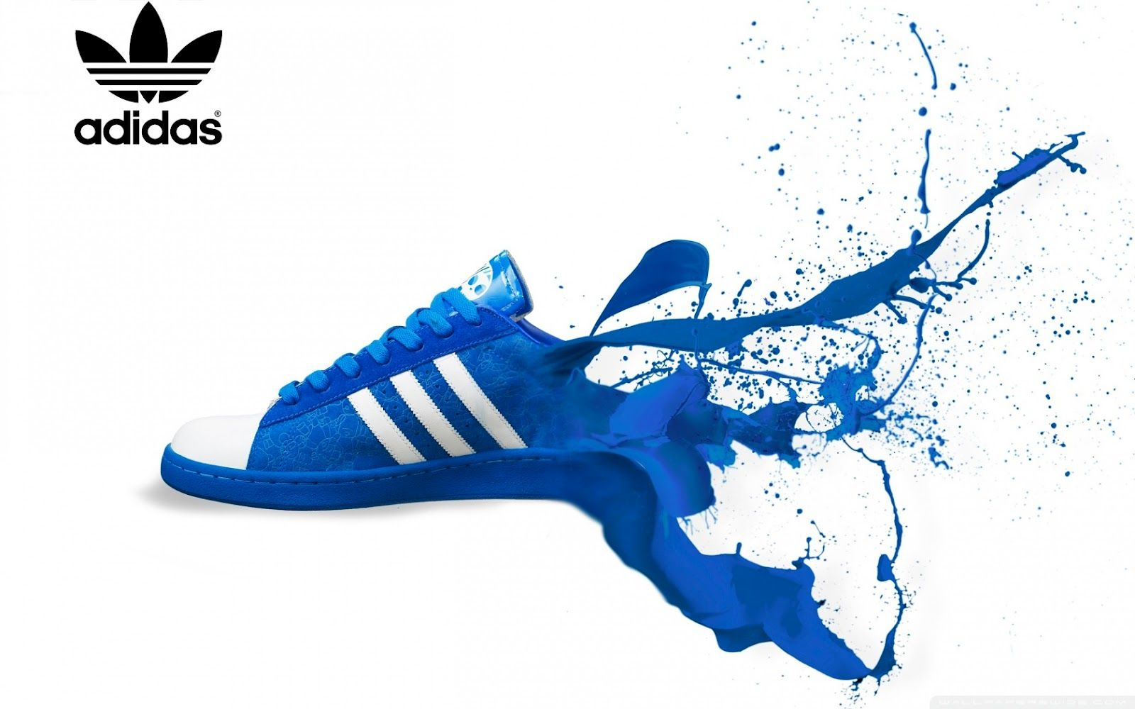 Adidas Logo Splash Shoes Wallpaper Your Top HD Wallpapers #ID61662 (shared  via SlingPic)