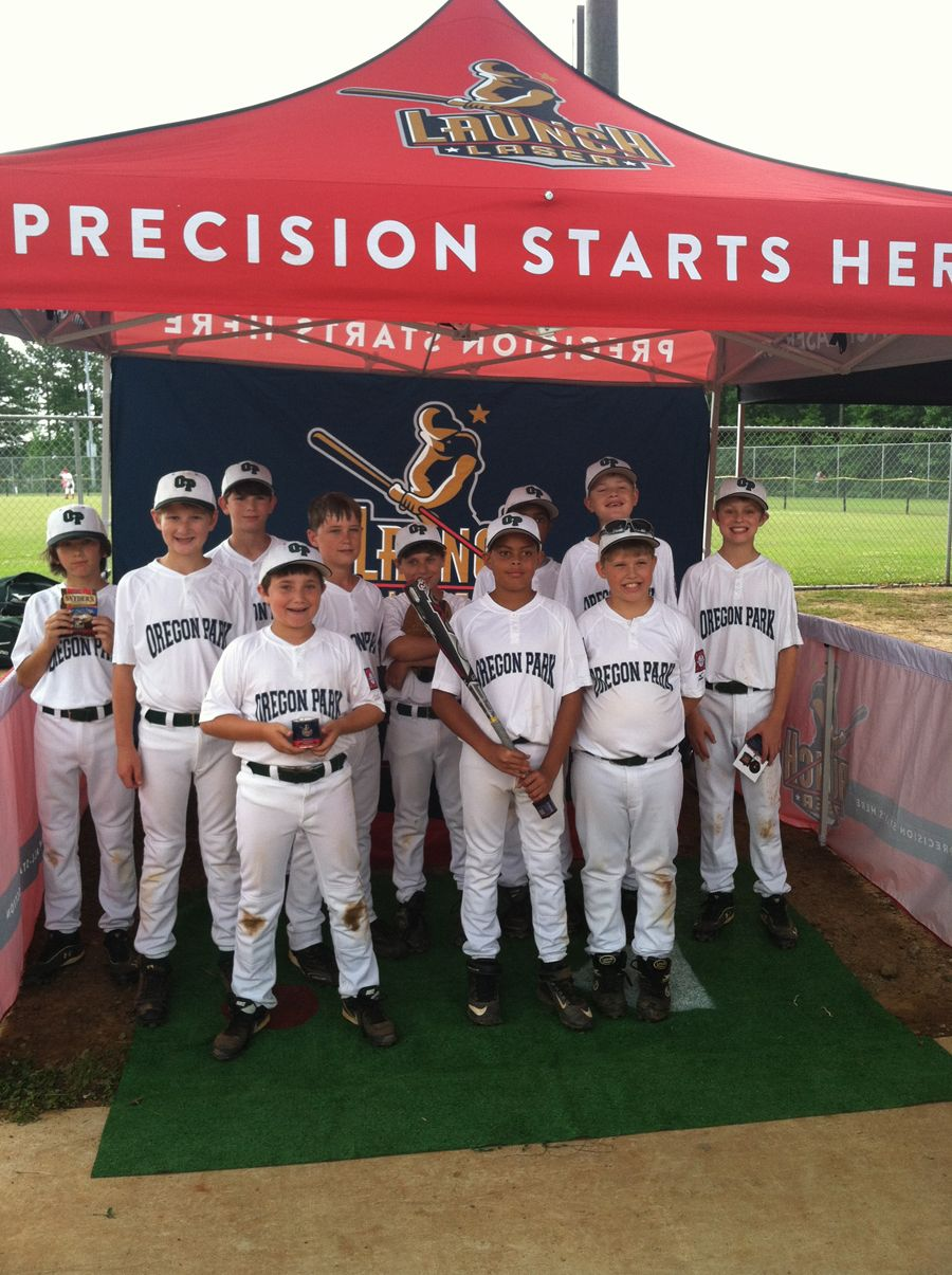 Launchlaser At The Baseball Youth Experience Baseball Baseball Product Launch Laser