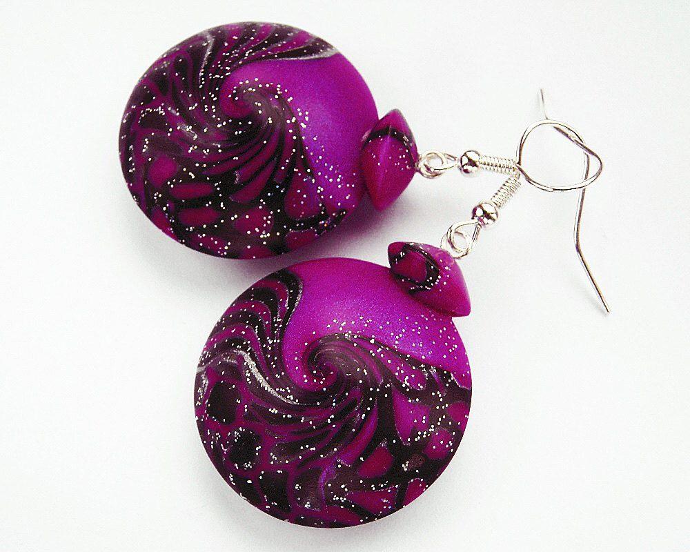 Royal purple earring Purple earrings Aromatherapy jewelry Purple round earrings Round earrings Purple dangle earrings Diffuser earrings by Fragrancejewelry on Etsy https://www.etsy.com/listing/285938435/royal-purple-earring-purple-earrings