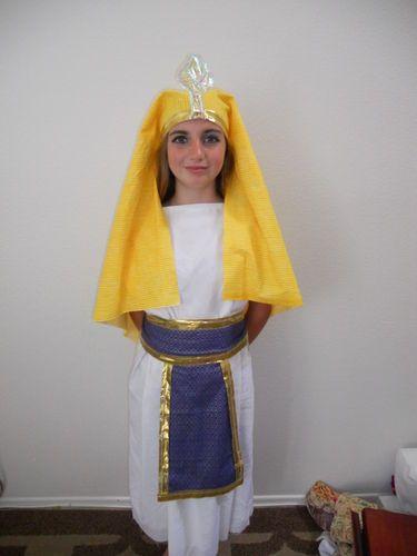 Hatshepsut costume