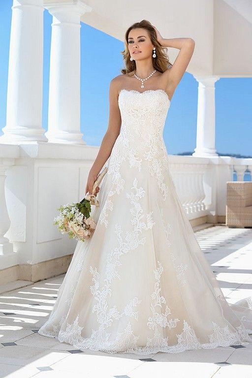 417033 | Wedding Dresses | Pinterest | Glück, Hochzeitskleider und ...