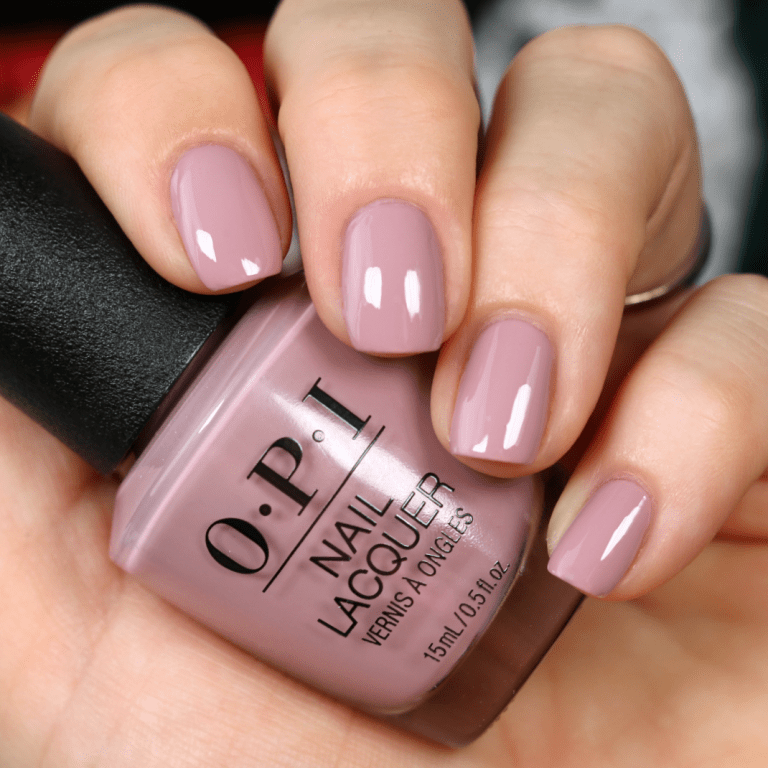 OPI Scotland Collection – Fall 2019