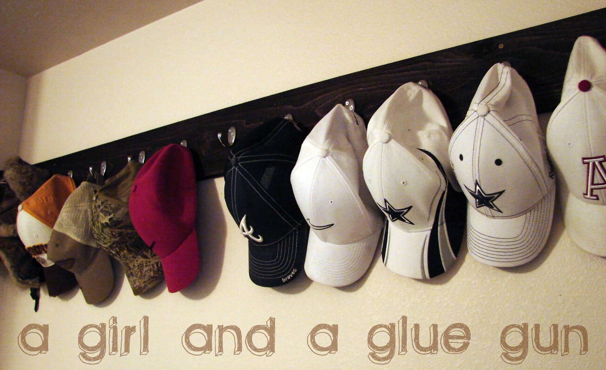 hat rack - Creative Hat Racks