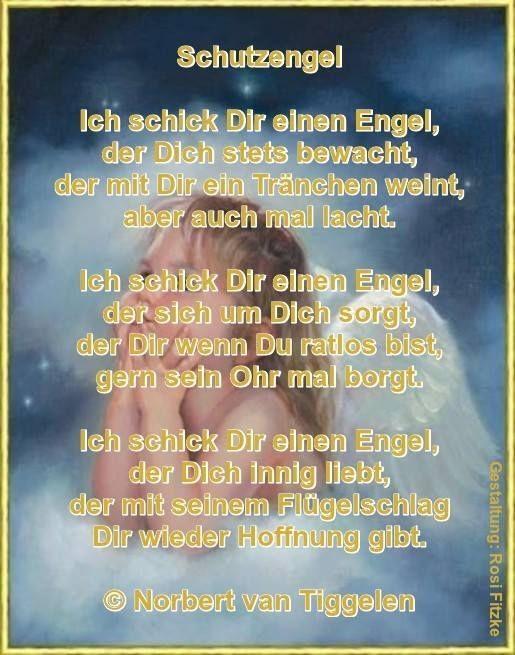 Engel Elfen Schutzengel Sprüche Engel Schutzengel