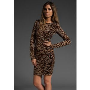 1000  images about Long Sleeve Leopard Dress on Pinterest - Code ...
