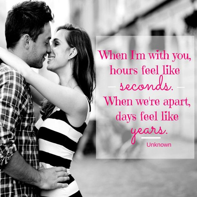 Take a look at these cheesy, romantic quotes that perfectly describe your everyday romance.