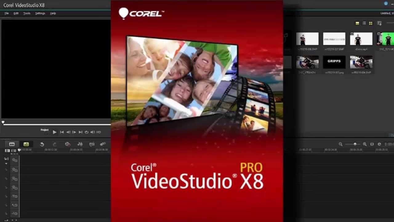 Corel videostudio pro x8 rus скачать бесплатно