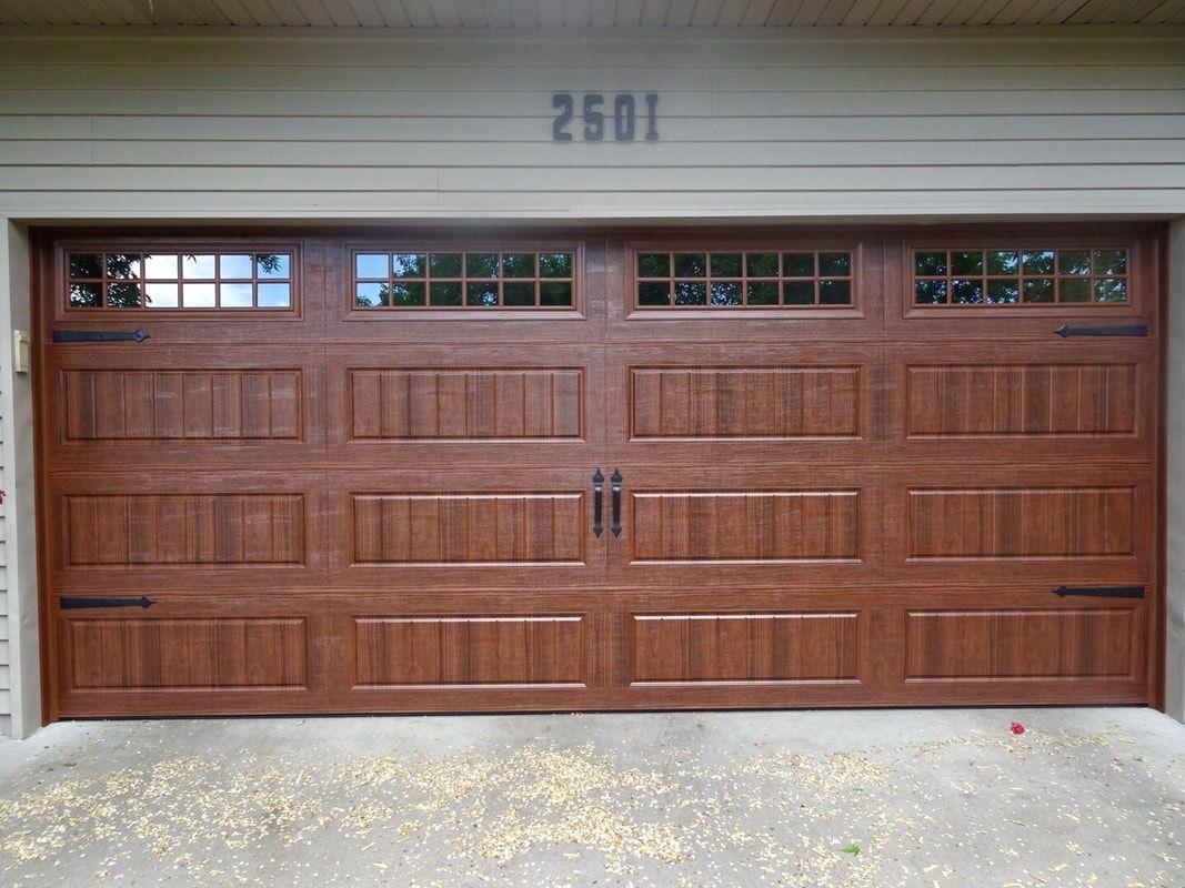 Gallery Augusta Garage Door Garage Door Repair Installation Openers In St Cloud Mn In 2020 Door Installation Wayne Dalton Garage Doors Garage Doors