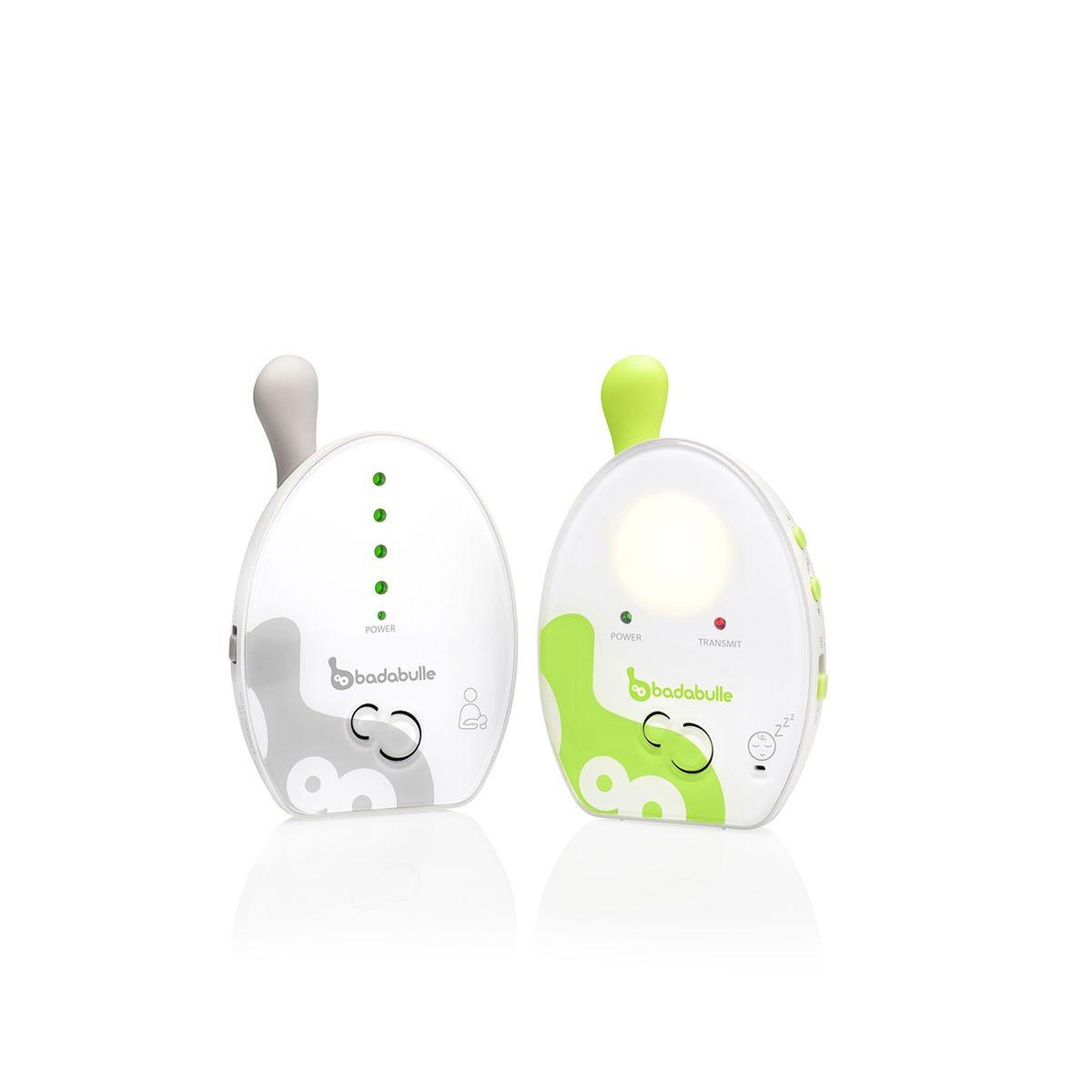 Babyphone Baby Online 500m Bo14008 Vibreur Batterie Faible