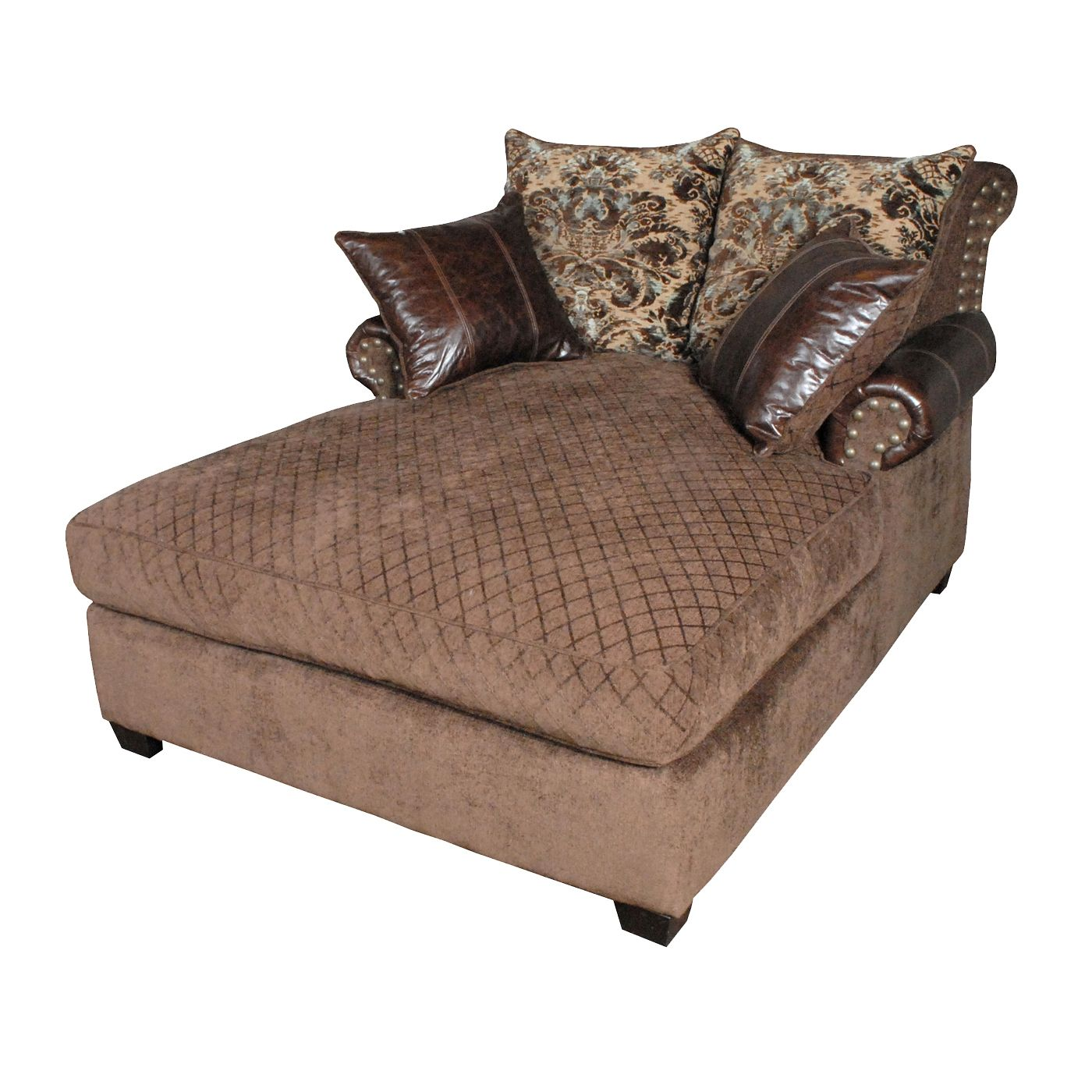 Indoor Double Chaise Lounge More Sales Categories