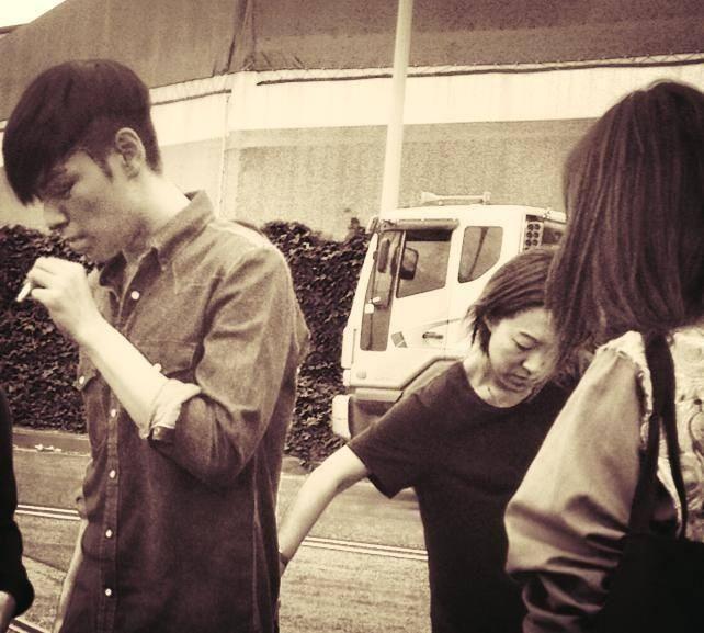 HOT and smoking hyun