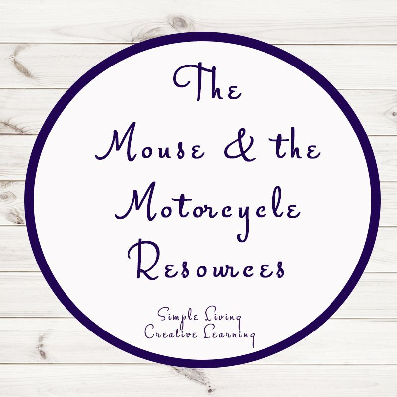 Printable Worksheets the mouse and the motorcycle worksheets : Pin by {Simple Living. Creative Learning} by Stacey on The Mouse ...