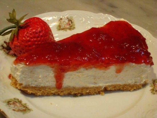 البيت السعيد طريقة عمل التشيز كيك Food Desserts Cheesecake